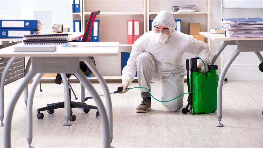 Sanificazione ambienti e rischio biologico
